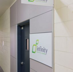 Infinity Dental care Entrance